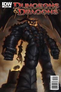Dungeons & Dragons (2010 series) #10, NM + (Stock photo)
