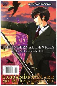 INFERNAL DEVICES CLOCKWORK ANGEL, NM, FCBD, Manga, 2012, more FCBD in store
