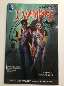 I, Vampire New 52 Volume 1 One Tpb Softcover Sc Near Mint Nm Dc Comics