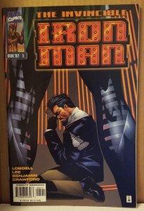 Iron Man #5 (1997)