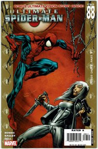 Ultimate Spider-Man #88 Brian Bendis Silver Sable Wild Pack NM