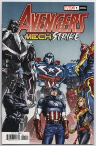 Avengers: Mech Strike #1 ITC874