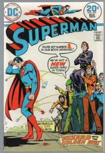 SUPERMAN 273 FN+ Mar.1974