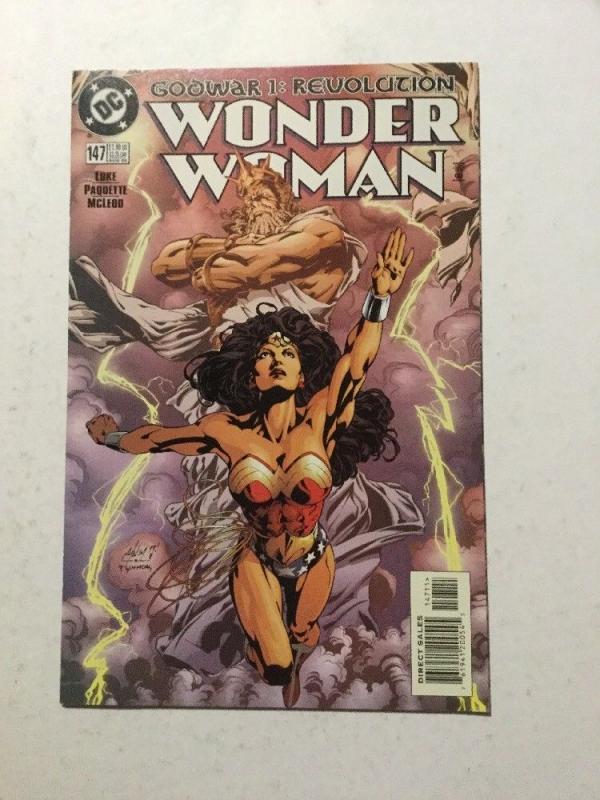 Wonder Woman 147 NM Near Mint