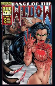 Fangs of the Widow #8 VF/NM; Ground Zero | save on shipping - details inside