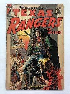 Texas Rangers In Action  13
