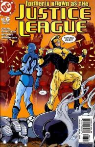 Formerly Known as the Justice League #6, NM (Stock photo)