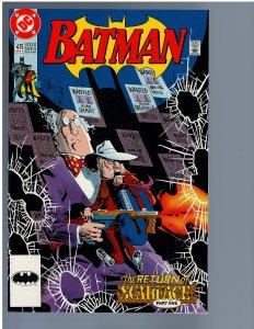 Batman #475 (1992) NM-