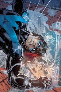 NIGHTWING ANNUAL (2018 DC) #2 PRESALE-10/30