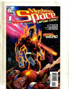 12 Comics Mystery in Space 1 2 3 4 5 6 7 8 DC 1,000,000 1 2 3 4 GK12