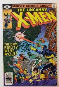 X-Men #128 FN Marvel Bronze Age 1979 : Cyclopse, Wolverine, John Byrne