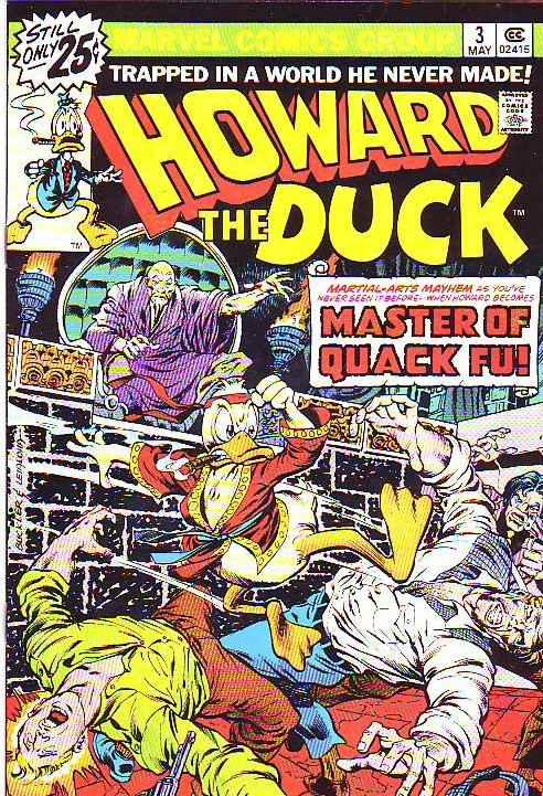 Howard the Duck #3 (May-76) NM/NM- High-Grade Howard the Duck