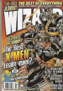Wizard: The Comics Magazine #112C VG; Wizard | low grade comic - save on shippin