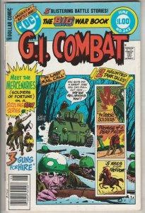 G.I. Combat #242 (Jun-82) VF/NM High-Grade The Haunted Tank