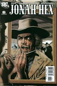 Jonah Hex (2006 series) #6, NM (Stock photo)