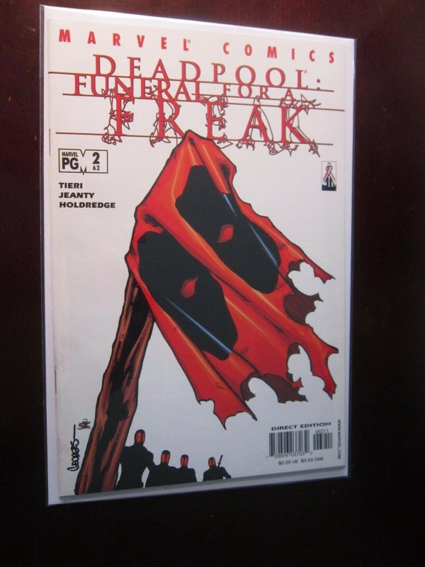 Deadpool (1997 1st Series) #62 - 8.5 VF+ - 2002