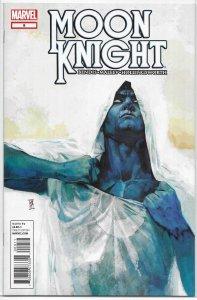 Moon Knight (vol. 4, 2011) #  9 VF/NM Bendis/Maleev, Count Nefaria, Echo