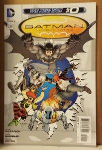 Batman, Incorporated #0 (2012)