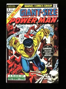 Giant-Size Power Man #1 NM- 9.2