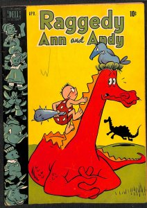 Raggedy Ann and Andy #35 VG/FN 5.0