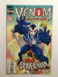 Spider-Man 2099 Vol. 1 35 Near Mint Nm Variant Marvel