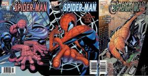 SPECTACULAR SPIDERMAN (2003) 11-13  The Lizard's Tale