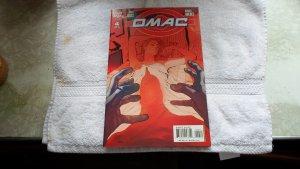 06 DC COMICS OMAC ( HIGH GRADE ) # 4 OF 8