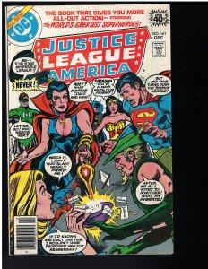 Justice League of America #161 (1978)