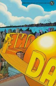 SUPERMAN MAN OF STEEL (1991) 30 (2.50 CVR;W/ CLINGS) VF COMICS BOOK