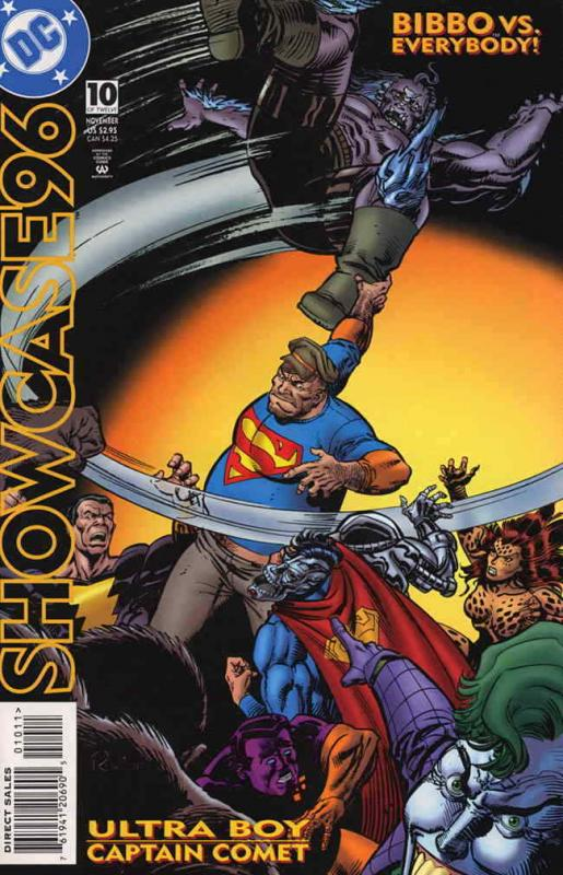 Showcase '96 #10 VF/NM; DC | save on shipping - details inside