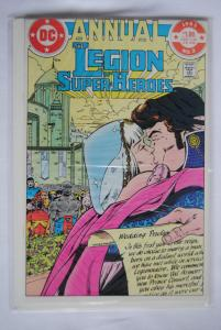 Legion of Super-Heroes Annual 2
