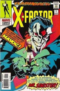 X-Factor (1986 series) #-1, NM (Stock photo)