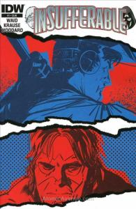 Insufferable #1 VF/NM; IDW | save on shipping - details inside
