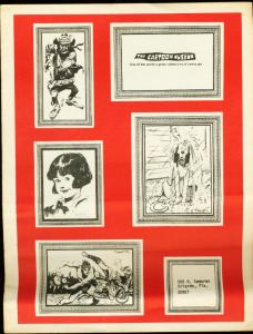 CARTOON MUSEUM PUBLICATIONS-8 PAGE BOOKLET VG
