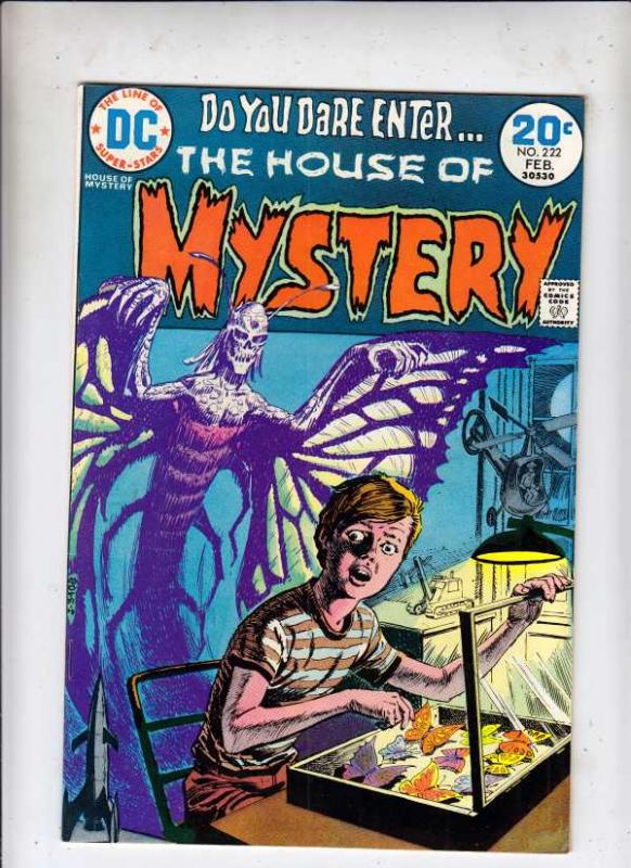 House of Mystery #222 (Feb-74) VF/NM+ High-Grade