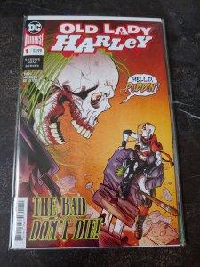 OLD LADY HARLEY #1 NM