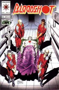 Bloodshot (1993 series) #17, VF+ (Stock photo)