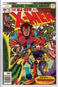 X-Men #107 (Oct-76) VF/NM High-Grade X-Men