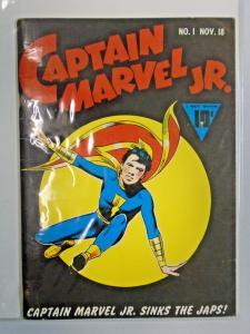 Flashback #17 - Captain Marvel Jr 1 - see pics - 6.0 - 1943 1974