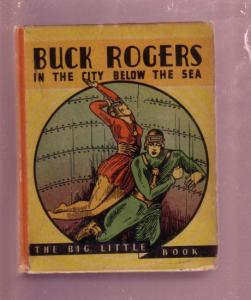 BUCK ROGERS THE CITY BELOW THE SEA PHIL NOWLAN #765 BLB FN/VF