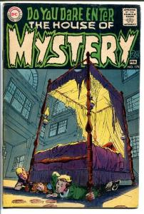 HOUSE OF MYSTERY #178 1969-NEAL ADAMS-DC HORROR VG