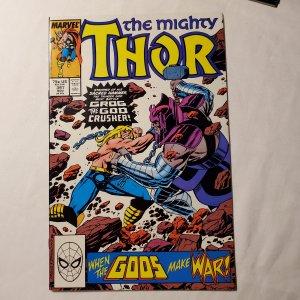 Thor 397 Near Mint Script by Tom DeFalco
