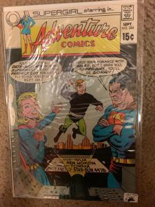 Adventure Comics (1938) 384 Very Good+ (4.5)  Supergirl