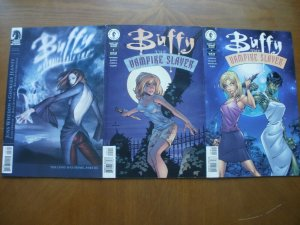 3 Near-Mint Dark Horse Comic: BUFFY THE VAMPIRE SLAYER #3 5 9 (Long Way Home)