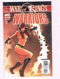 War Of Kings #2 Of 2 VF Marvel Limited Series Warriors Comic Book 2008 DE9