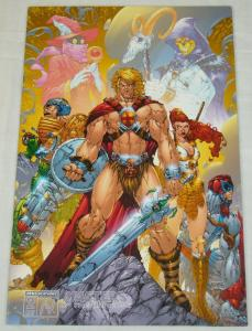 Masters of the Universe (Vol. 3) #2A VF; MVCreations | save on shipping - detail