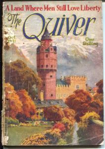 Quiver-10/1937-British pulp formant magazine-spicy romance-G