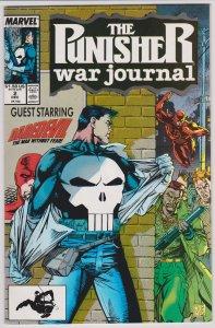Punisher War Journal #2 (VF-NM)