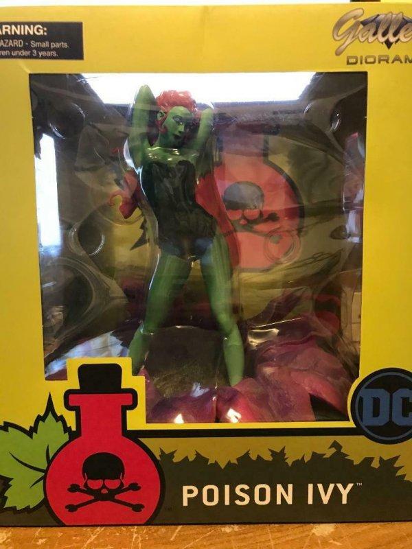 Poison Ivy DC