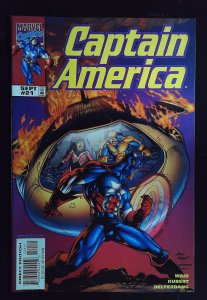 Captain America #21 (1999)